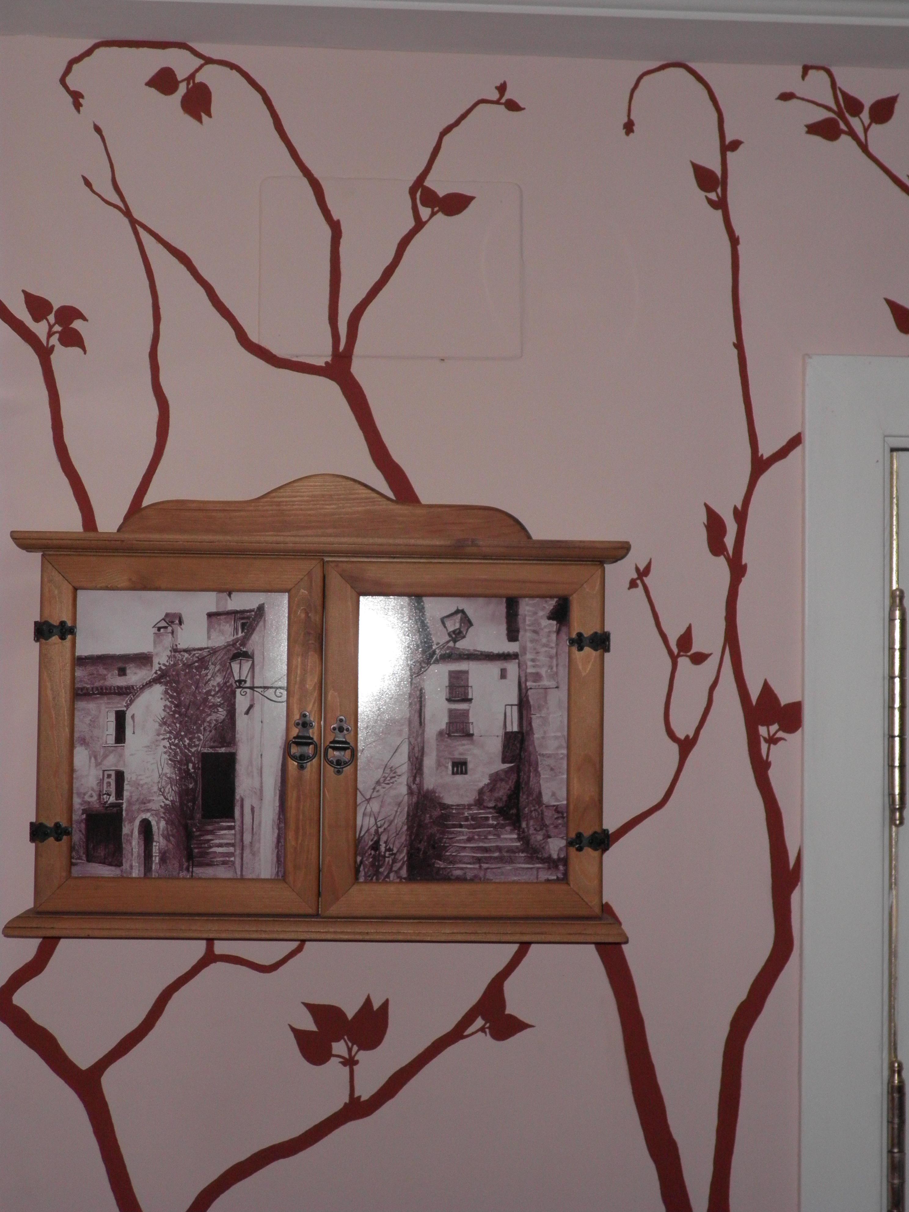 Muralesdecorativosmadrid murales pintados a mano - Murales pintados a mano ...